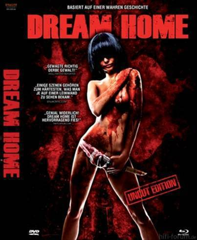 Dream Home Limited Mediabook AT UNcut