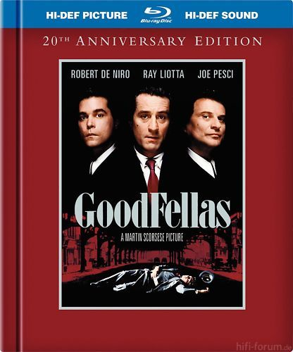Goodfellas US Mediabook
