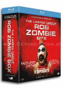 Limited Rob Zombie Box