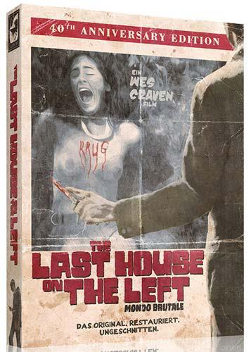 The Last House On The Left (Mondo Brutale, 1972)