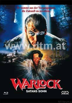 Warlock   Satans Sohn BD Hartbox Cover A