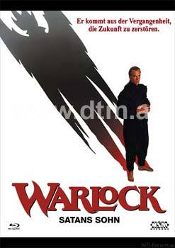 Warlock   Satans Sohn Cover B