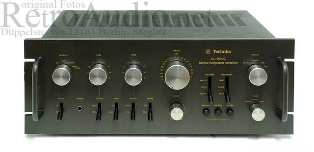 Technics SU 8600