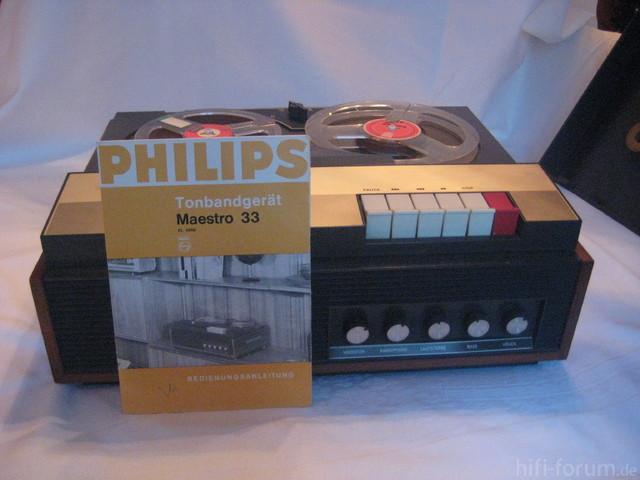 Philips Maestro 33