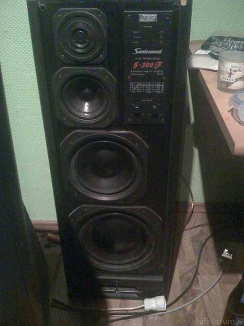 Sonicsound S-300 F