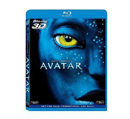 Avatar 3D Blu Ray