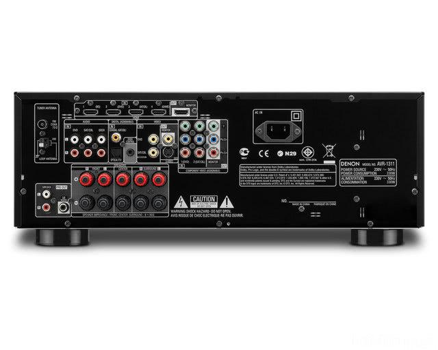 Denon AVR 1311 5.1 AV-Receiver