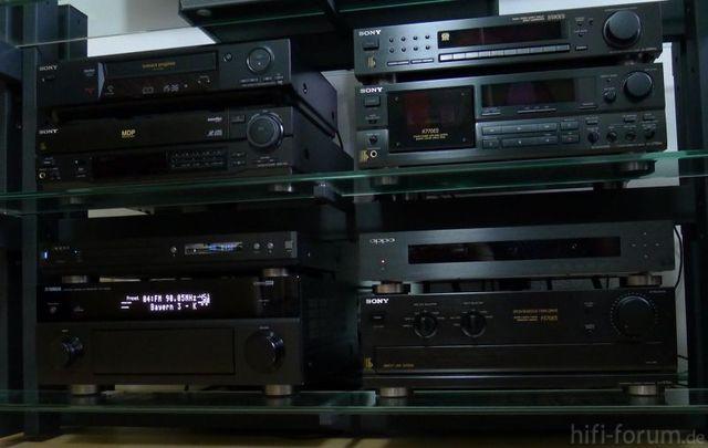 Oppo 983, Oppoe 93, Yamaha 3076 Und Co.