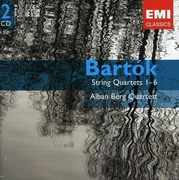 Bartók: Streichquartette 1-6
