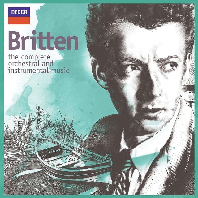 Benjamin Britten: Orchester- Und Instrumentalmusik
