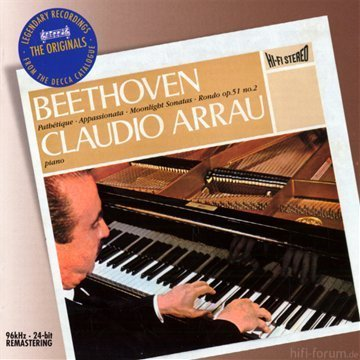 Claudio Arrau - Beethoven