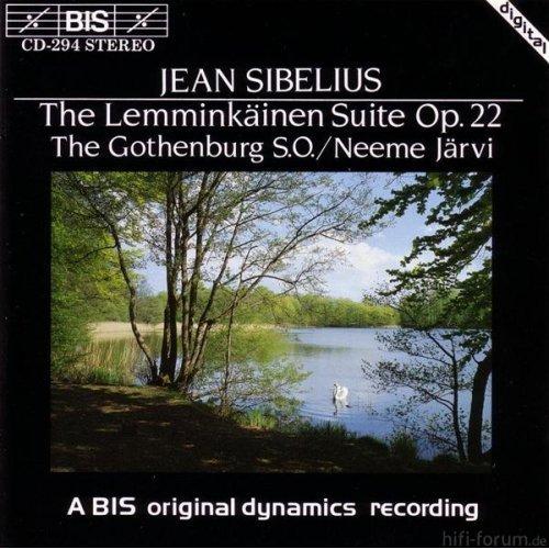 Jean Sibelius - Lemminkäinen-Suite