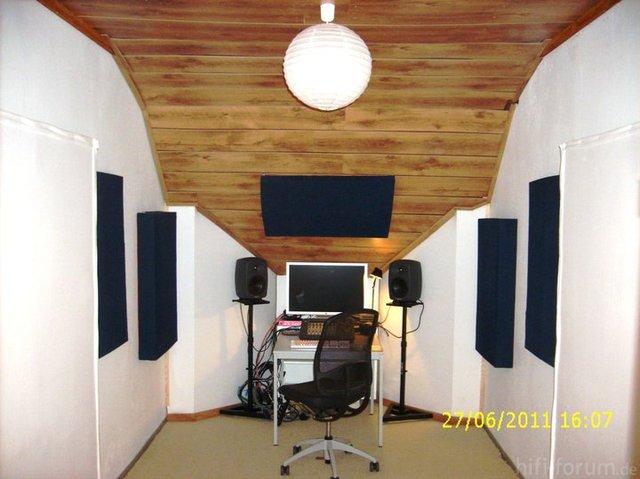 Akustikbauprojekt Bethanien
