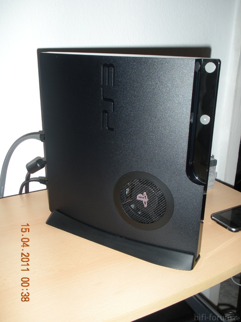 PS3 Slim Case Mod