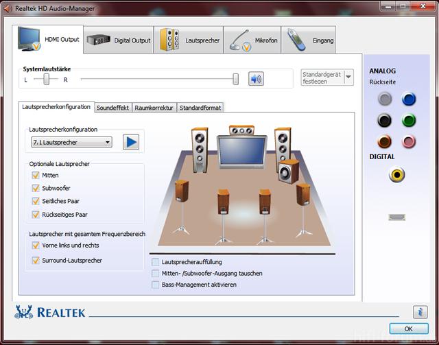 Realtek Manager 2