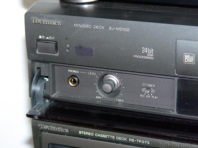 Technics MJ-MD100