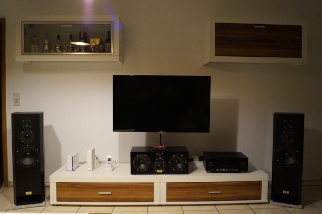 Bilder eurer hifi stereo anlagen allgemeines hifi forum seite 658 - Audio anlage wohnzimmer ...