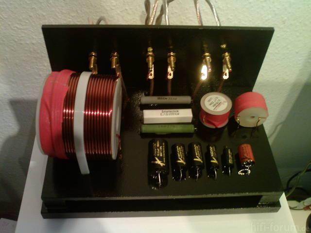 Teufel M200 Frequenzweiche