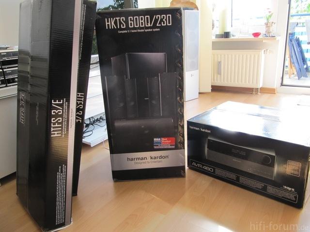 HK AVR 460 / HKTS 60