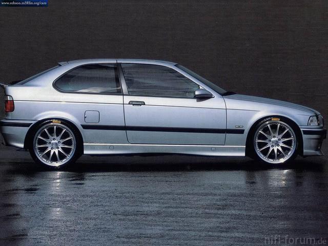 Bmw Compact E36 19941
