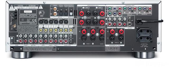 KRF-X9090D Back