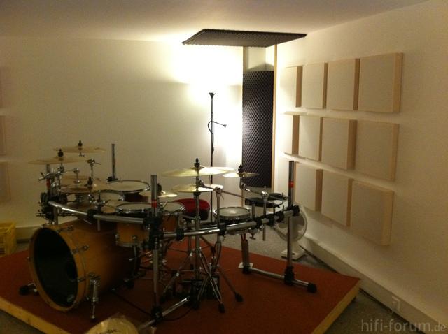 Foto 001 Schlagzeugraum