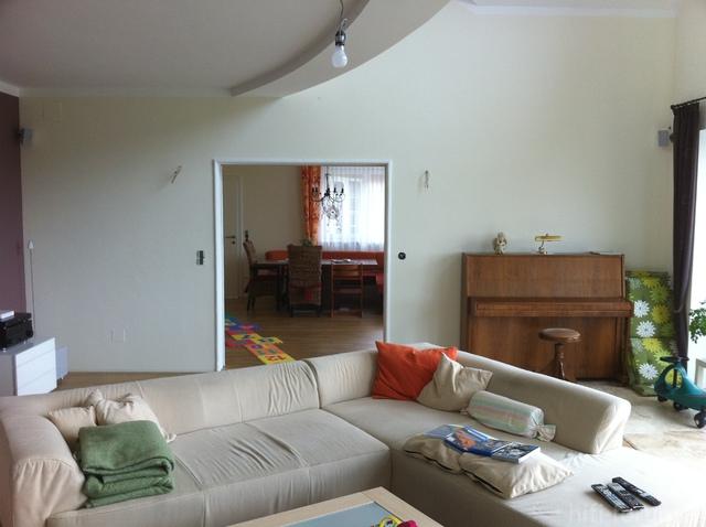 Foto Wohnzimmer HINTEN