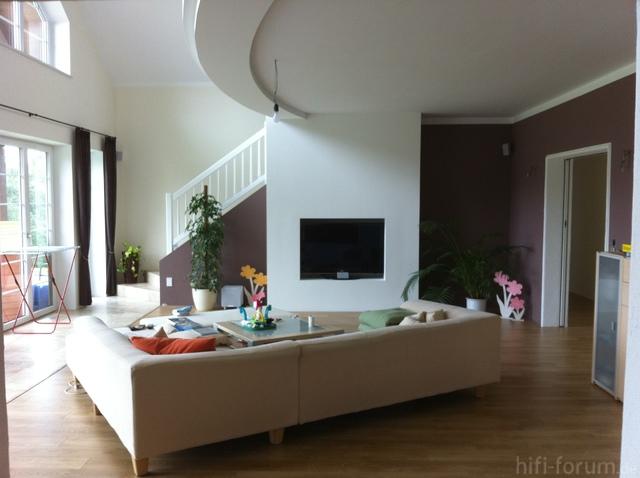 Foto Wohnzimmer VORNE 1