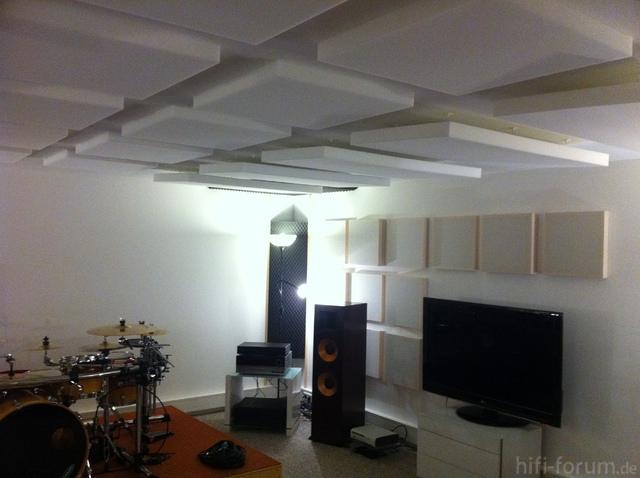 Schlagzeugraum Neu 1