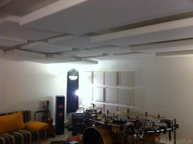 Schlagzeugraum Neu 3