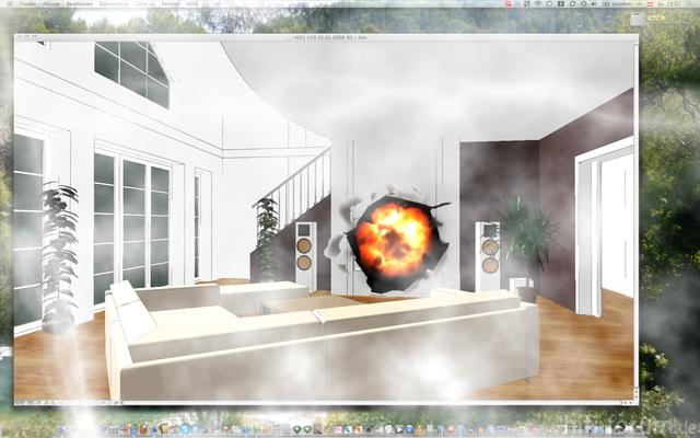Wohnzimmer Nach Klipsch Explosion