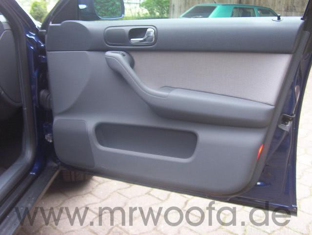 Audi A3 Tuerverkleidung