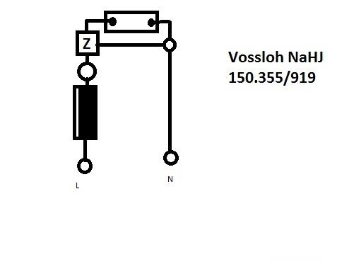 Vossloh NaHJ 150