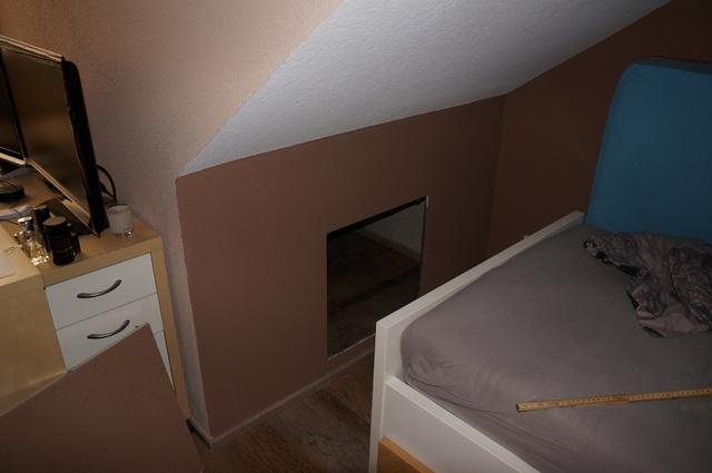 subwoofer in wand nische einbauen subwoofer hifi forum. Black Bedroom Furniture Sets. Home Design Ideas