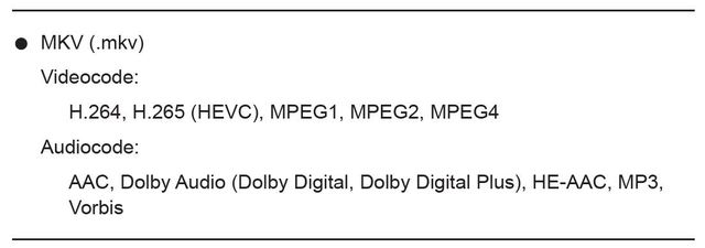 mkv dts Codec in Dolby Digital konvertieren, Allgemeines - HIFI-FORUM