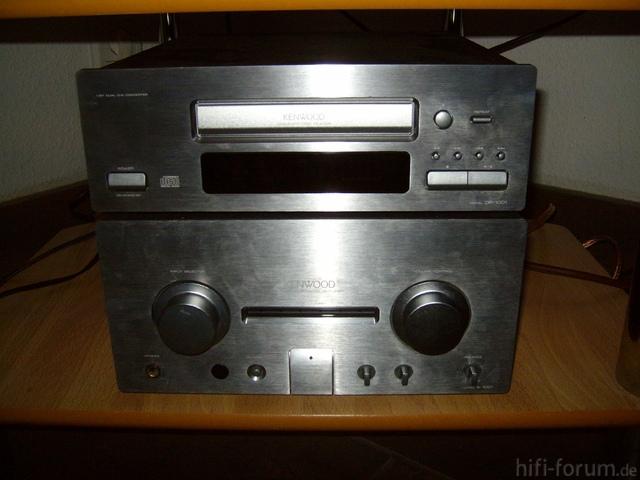 Stereoverstärker Kenwood A-1001