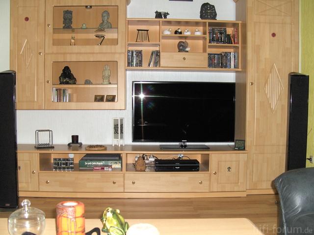 TV In Der Wohnung