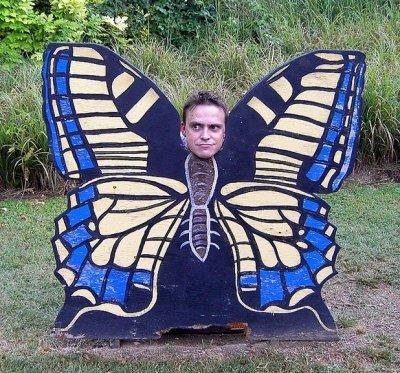 Waco Butterfliege