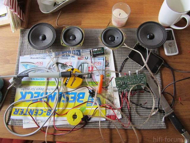 Mobile Lautsprecher (Batteriebetrieben)