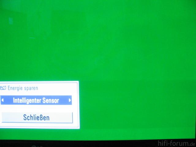 """""""Line Bleeding"""" Auf Grünem Grund"""