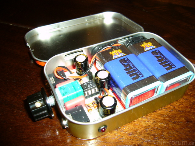 18 Volt Amp