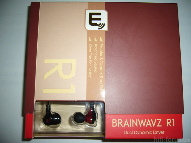 Brainwavz R1