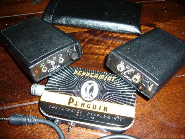 Meier Porta Corda   II Und III  Penguin Amp