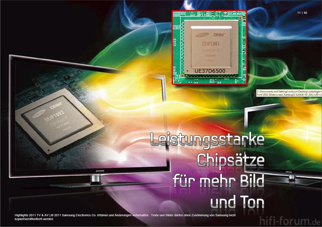 Chipsatz-Vergleich