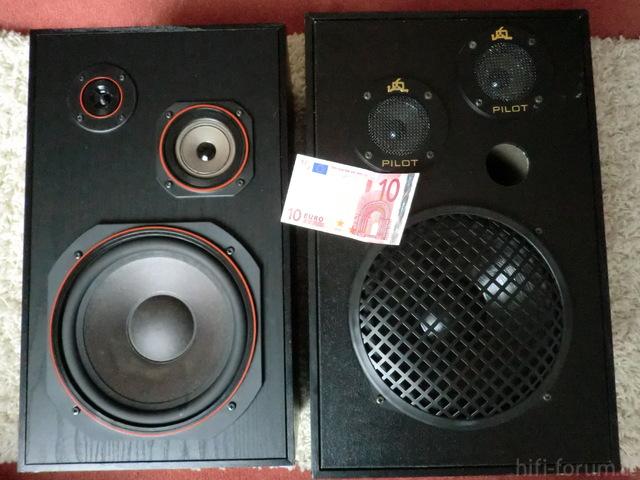 Lautsprechermodele