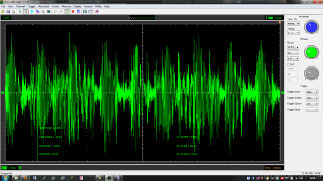 Skytec Pro 600 Endstufe - An 8R Speaker Mit Sehr Lauter Musik