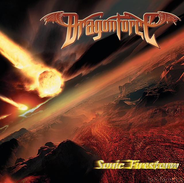 Diverse DragonnForce Alben, Wie Auch Das Hier: Sonic Firestorm