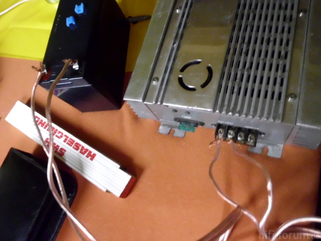 Mini-Verstärker Anschluss2
