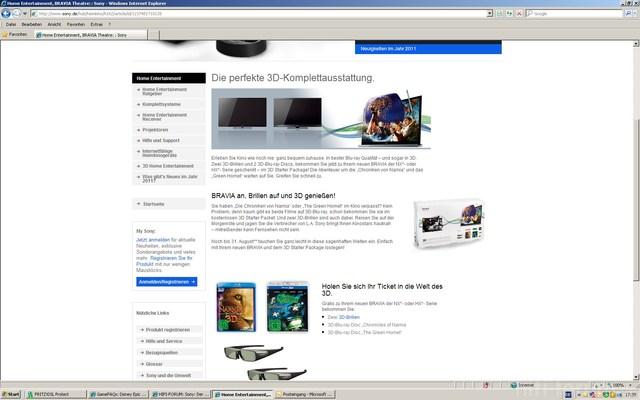 Link Homepage 3d PAket