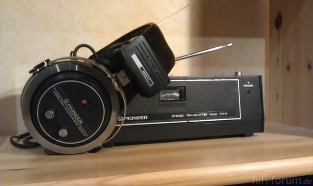 Pioneer SEW 5 + TM 5
